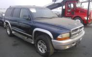 2002 DODGE DURANGO SLT PLUS #1420094170