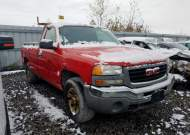 2006 GMC NEW SIERRA #1422777008