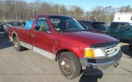 2004 FORD F-150 HERITAGE CLASSIC #1424821902