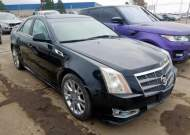 2011 CADILLAC CTS PERFOR #1451207625