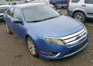 2010 FORD FUSION SEL #1467728065