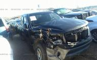 2006 NISSAN FRONTIER KING CAB XE #1475583232