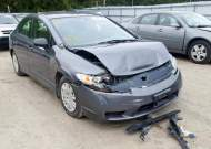 2009 HONDA CIVIC DX #1477114415