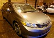 2012 HONDA CIVIC LX #1480123055
