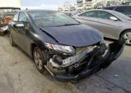 2014 HONDA CIVIC LX #1480158275