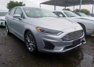 2019 FORD FUSION SEL #1503657930