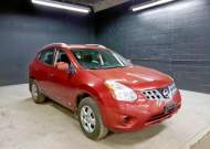 2012 NISSAN ROGUE S #1507649932