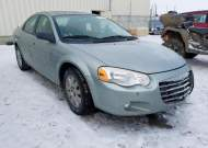 2004 CHRYSLER SEBRING LI #1510904500
