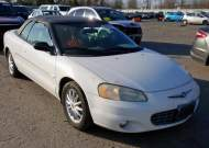2001 CHRYSLER SEBRING LX #1515399632