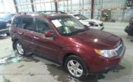 2010 SUBARU FORESTER 2.5X LIMITED #1516220642
