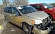 2011 CHRYSLER TOWN & COUNTRY TOURING L #1520102580