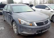 2009 HONDA ACCORD EXL #1524524958