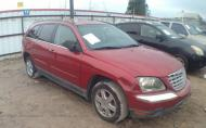 2006 CHRYSLER PACIFICA TOURING #1526599880