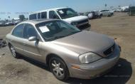 2000 MERCURY SABLE LS PREMIUM #1526619985