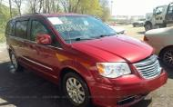2013 CHRYSLER TOWN & COUNTRY TOURING #1528299678