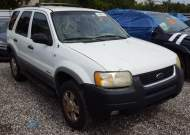 2001 FORD ESCAPE XLT #1534545865