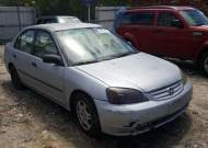 2001 HONDA CIVIC DX #1539805525
