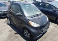 2009 SMART FORTWO PUR #1541573988