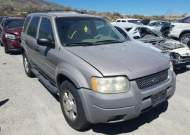 2001 FORD ESCAPE XLT #1549496150