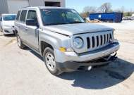 2017 JEEP PATRIOT SP #1555475952