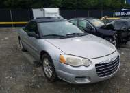 2004 CHRYSLER SEBRING GT #1561965950