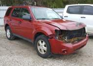 2011 FORD ESCAPE XLT #1578070668