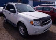 2010 FORD ESCAPE XLT #1581017612