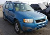 2001 FORD ESCAPE XLT #1582539592