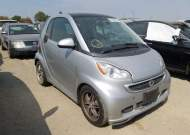 2013 SMART FORTWO PUR #1585036192
