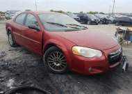 2004 CHRYSLER SEBRING LX #1585567830