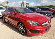 2015 MERCEDES-BENZ CLA 250 #1591167730