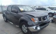 2005 NISSAN FRONTIER 2WD SE #1592484760
