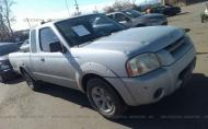 2002 NISSAN FRONTIER 2WD XE #1592484765