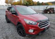 2018 FORD ESCAPE SE #1593237375