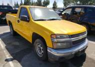 2007 CHEVROLET COLORADO #1593243050