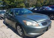 2010 HONDA ACCORD EXL #1600208695