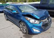 2014 HYUNDAI ELANTRA CO #1600253625