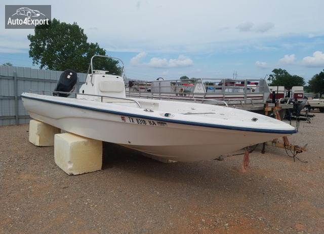 2004 FISHER BOAT ONLY #1601027762