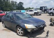 2005 HONDA ACCORD EX #1604076450