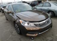 2017 HONDA ACCORD HYB #1604624905