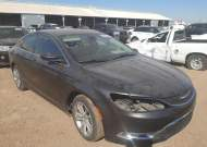 2015 CHRYSLER 200 LIMITE #1607855965