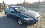 2002 HONDA ACCORD CPE EX #1611299502