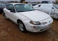 1999 FORD ESCORT ZX2 #1611922608
