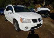 2008 PONTIAC TORRENT GX #1617656858
