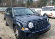2008 JEEP PATRIOT SP #1619178140
