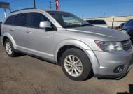 2013 DODGE JOURNEY SX #1622447465