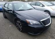 2012 CHRYSLER 200 TOURIN #1622531038