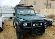 1985 MERCEDES-BENZ G SERIES #1629592455