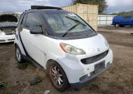 2008 SMART FORTWO PAS #1632757020