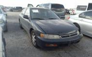 1997 HONDA ACCORD SDN LX #1633098995